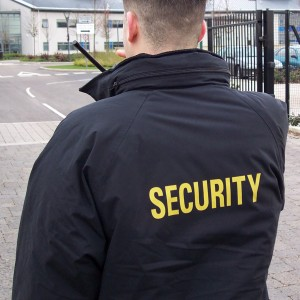 Security guard service