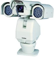 Commercial grade security camera